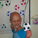 Child cancer patient