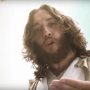 Philly Jesus in the new Steak 'Em Up commercial