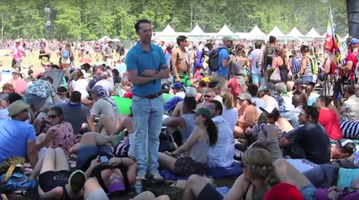 Dad at Firefly
