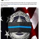 Prayers for Dallas: Philadelphia Police