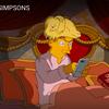 The Simpsons on Trump