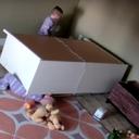 Toppling Dresser