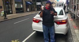Milton Street, Uber Driver