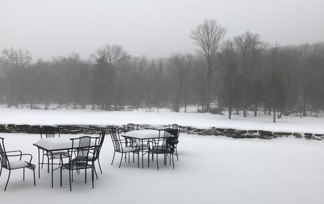 Snow in NJ