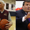 Bob Hurley and Chris Christie