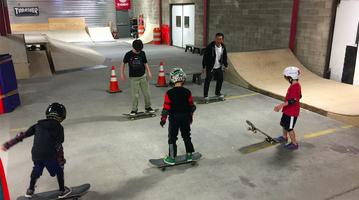 Ambler Skateboard Academy