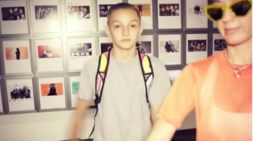 Backpack Kid
