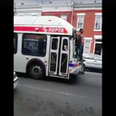 SEPTA Bus assault