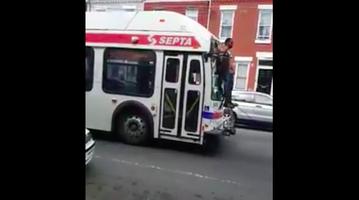 SEPTA Bus assault