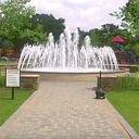 Lyndhurst park fountain