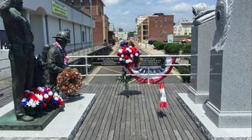 Atlantic City first responder memorial