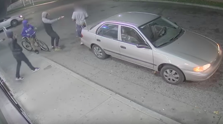 West Philly carjacking