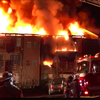 Hilltop Condo fire