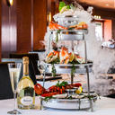 Ocean Prime's shellfish tower