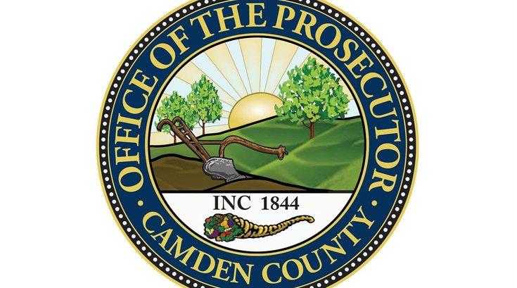 Camden County Prosecutor's Office shield
