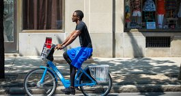 Shopping Indego through Philly