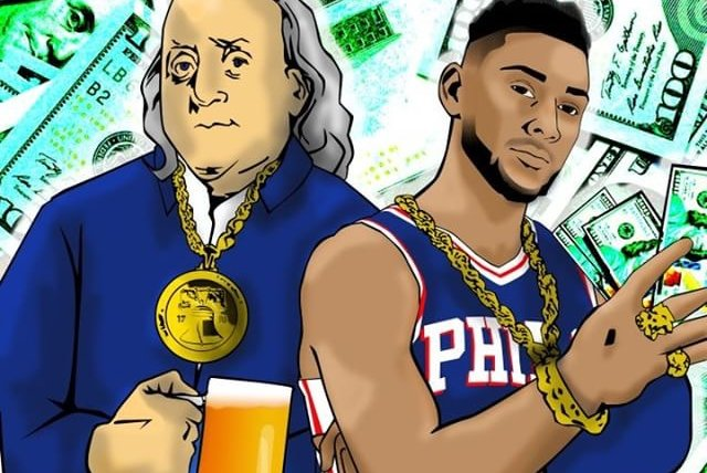 Misconduct Tavern and Conshohocken Brewery have collaborated on their second Sixers-inspired beer