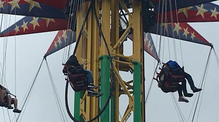 Six Flags SkyScreamer