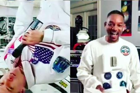 Smith Astronaut interview instagram