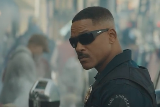 Netflix announce sequel to Bright with Will Smith