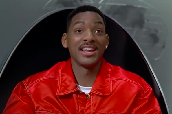 Here's the lie that whisked Will Smith out of Philly, into