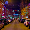 South Philly holiday lights