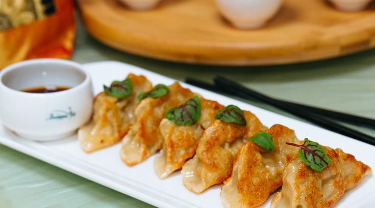 Suga Dumplings