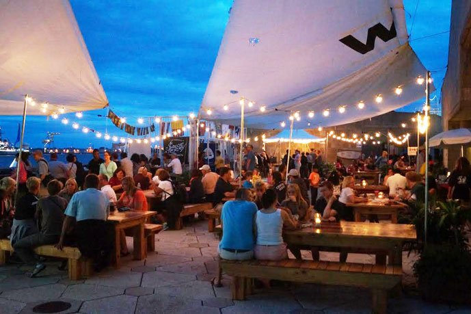 Independence Seaport Museum To Reopen Beer Garden Alongside 39 Small Ships Festival 39 Phillyvoice