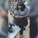 Couple wanted for robbing elderly woman