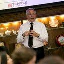 Temple President Neil Theobald