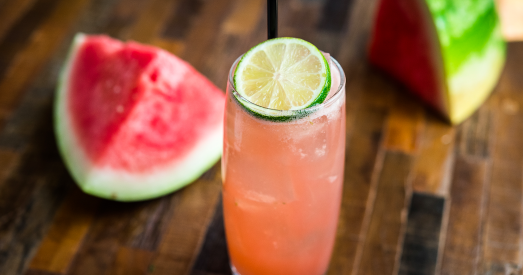 how to make a watermelon mojito