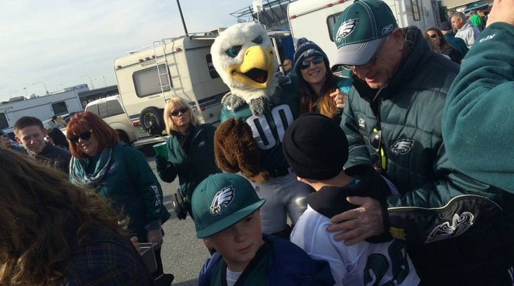 Annual Turkey Day Tailgate at Lincoln Financial Field