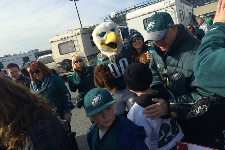 Watch The Eagles Versus The Seahawks At The Third Annual