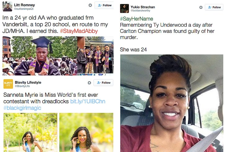 Top 10 Blacktwitter Hashtags Of 2015 Phillyvoice