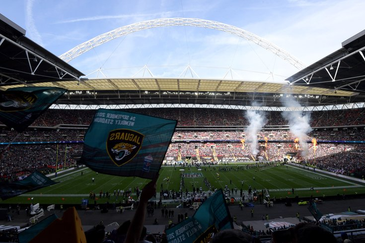 Jaguars To Take On Eagles In London In October