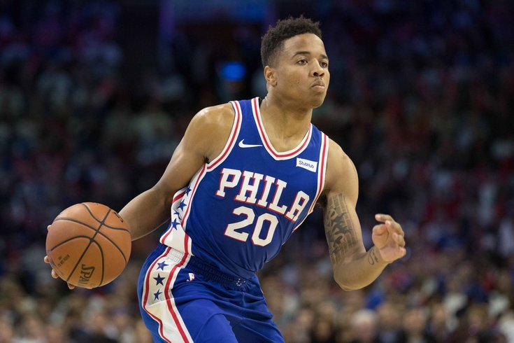 Sixers' Brown on Fultz's shot: 'Not where it used to be'