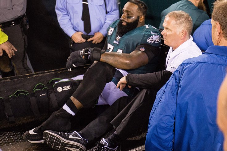 Brandon Graham Has Ankle Surgery, Could Miss Workouts