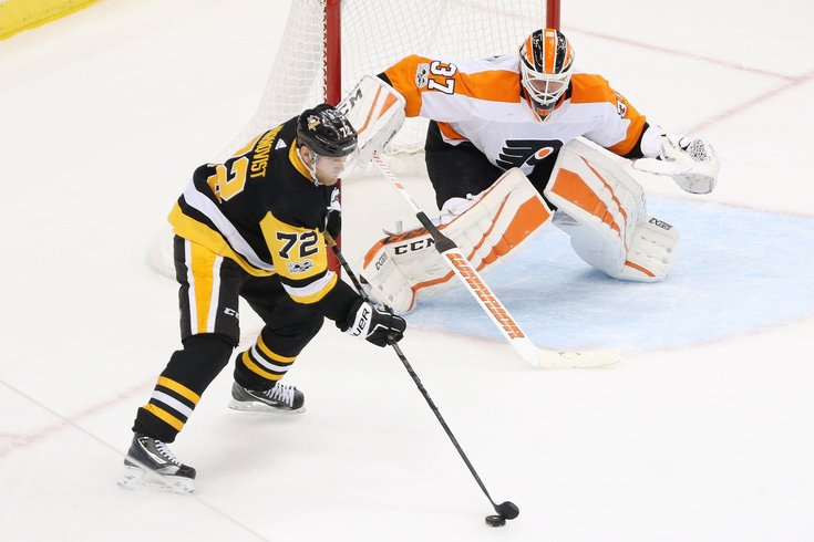 Penguins confident, but wary as they face risky Flyers