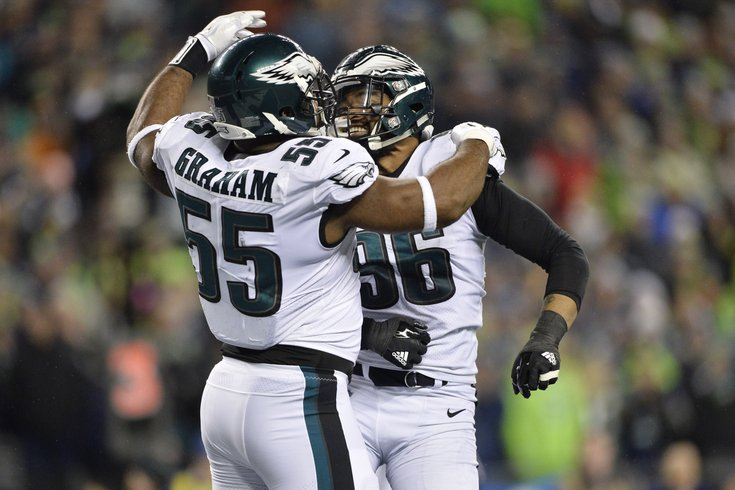 Eagles Become First No. 1 Seed Underdog In First Playoff Game