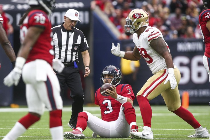 National Football League concussion protocol changed after Texans mishandled Tom Savage
