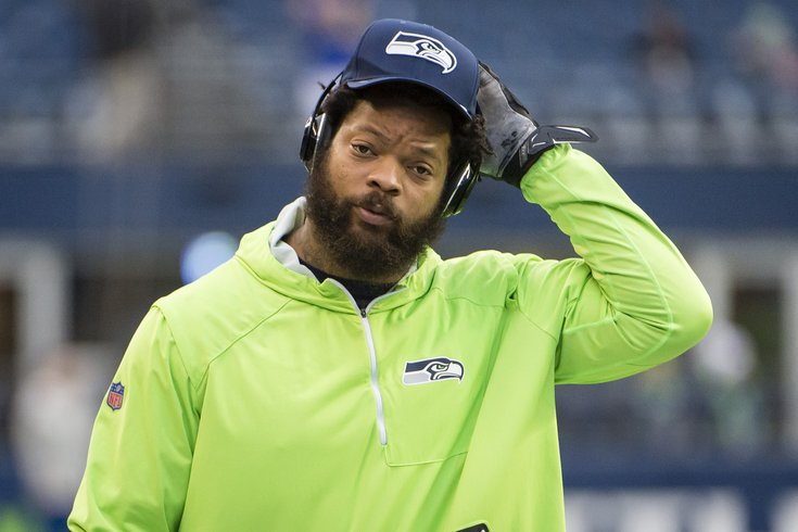 Michael Bennett, Philadelphia Eagles player, indicted for allegedly shoving paraplegic worker