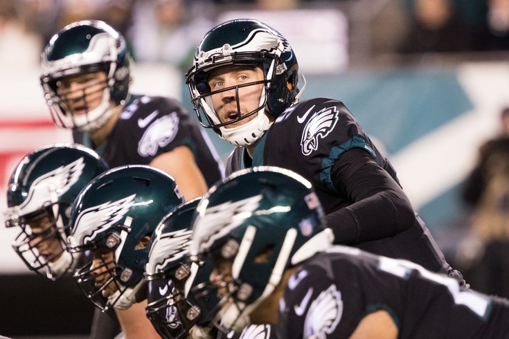 Philadelphia Eagles' Nick Foles fails to impress in regular-season finale