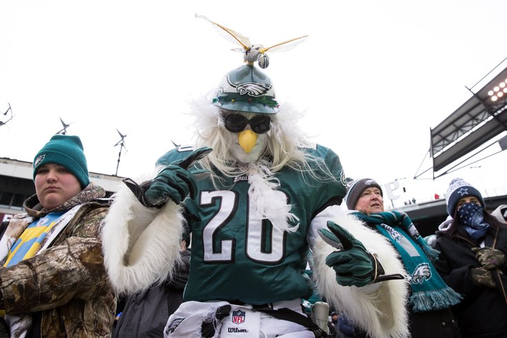The Eagles Are Only Underdogs Because We Believe It To Be