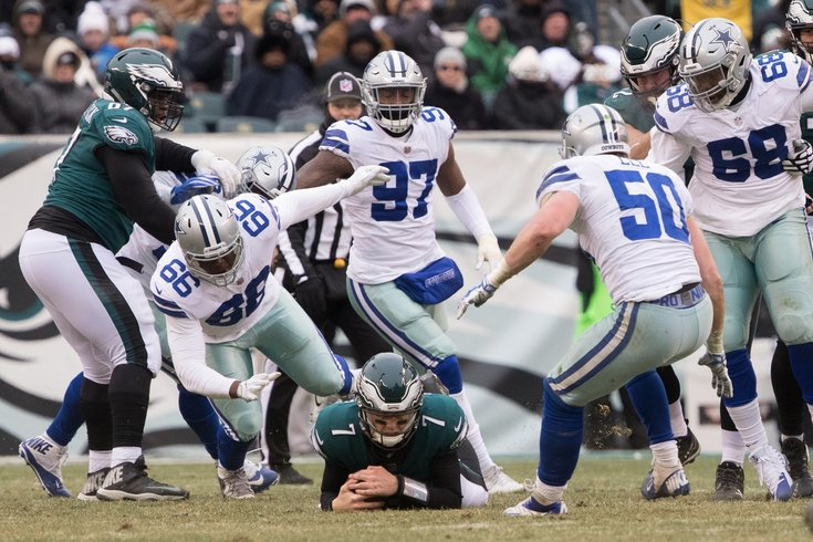 Keidel: This Year's Eagles Are Last Year's Cowboys