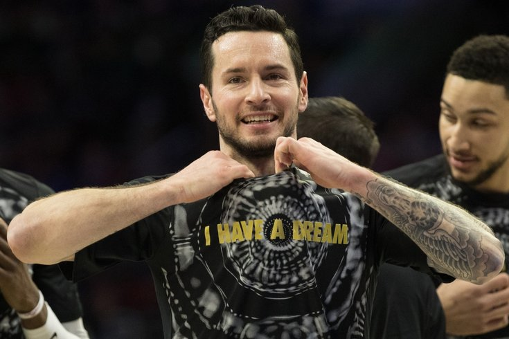 76ers' JJ Redick Apologizes For Chinese Racial Slur