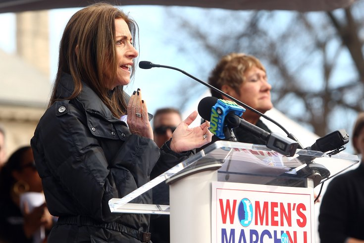 tammy murphy women's march