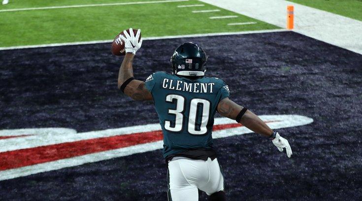 Corey Clement