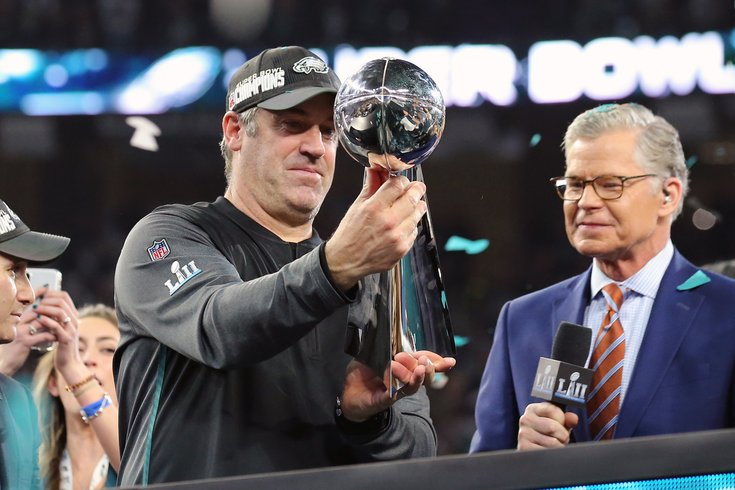 Philadelphia Eagles fans revel in Super Bowl celebratory parade
