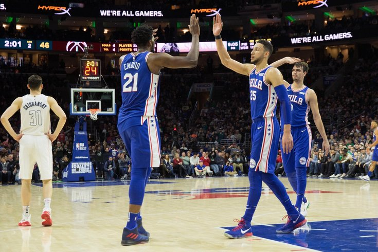 Ben Simmons back in the frame for All-Star game - again