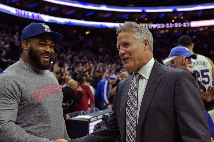 Sixers, Brown sign contract extension